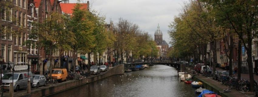 Keleivių pervežimas į Olandiją