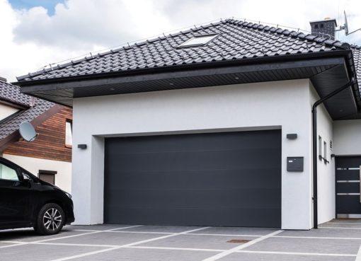 Kaip pasirinkti garažo vartus